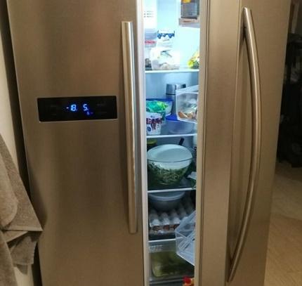 Electronic control type refrigerator