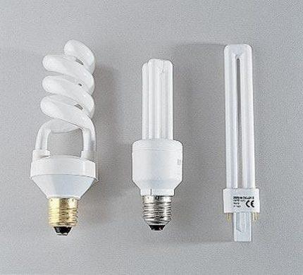 Types de culots de lampes