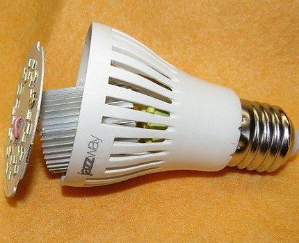 JAZZWAY lamp