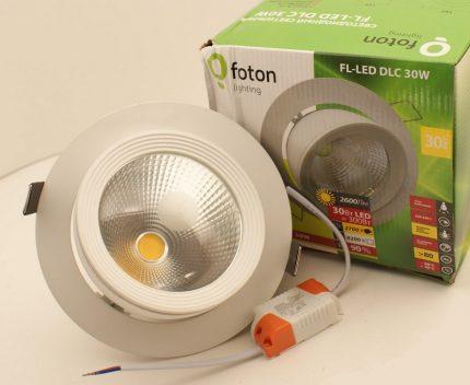 LED Ceiling Lights from Foton Lighting