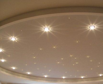Ceiling from Ekola