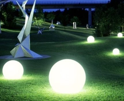 LED Park