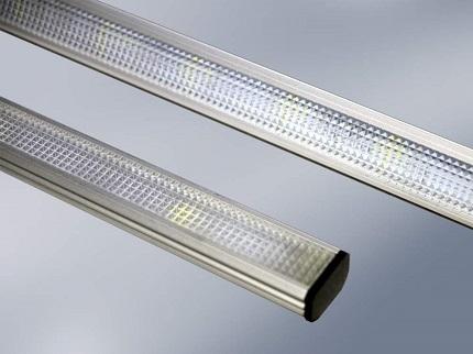 LED de ligne