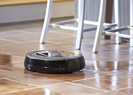 Washing robot cleaner