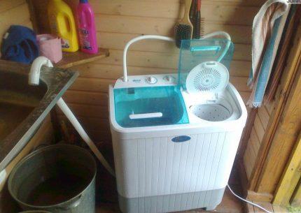 Machine à laver de buanderie