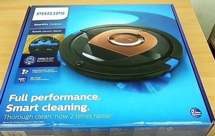 Packaging Philips FC8776