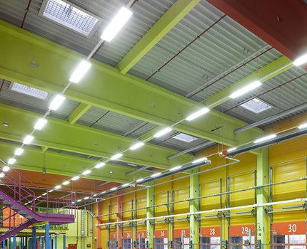 Industrial LED Downlights