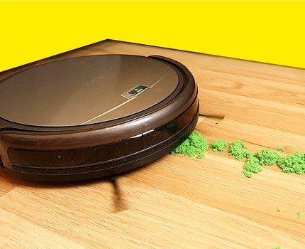 Dry Robot Vacuum Cleaner