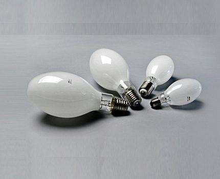 Classic Mercury DRL Lamps