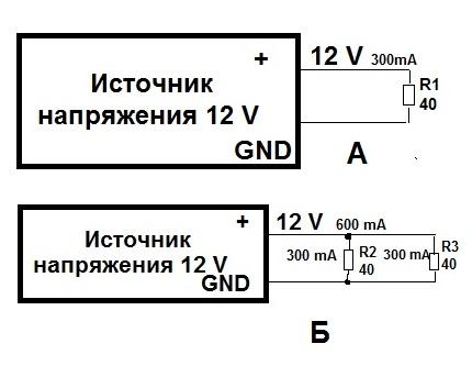 Resistor circuit