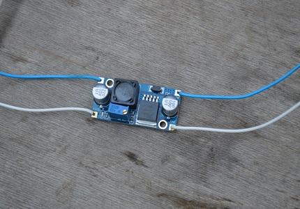 LED stabilizer