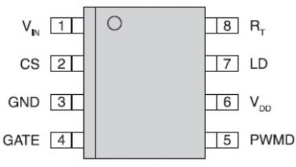Popular chip CPC9909