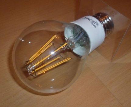 LED lamp era