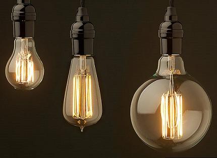 Lampe à LED Filament