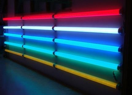 Rétroéclairage LED multicolore