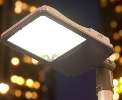 Street lamp JAZZWAY