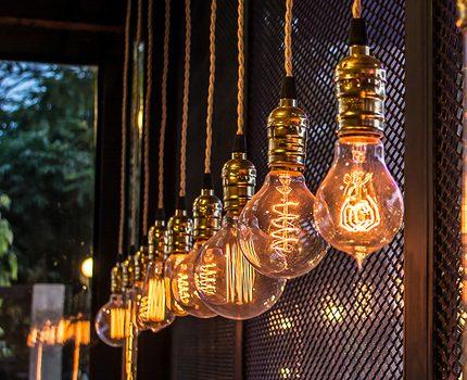 Ampoule avec diodes à filament