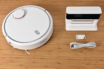 Xiaomi Robot Vacuum Cleaner Options