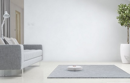Functionality of the Xiaomi Vacuum Cleaner Robot