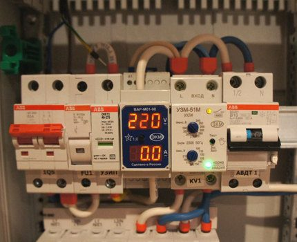 RCD from ABB concern