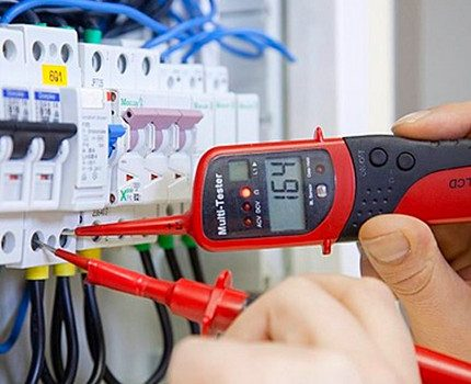 Check RCD for operability