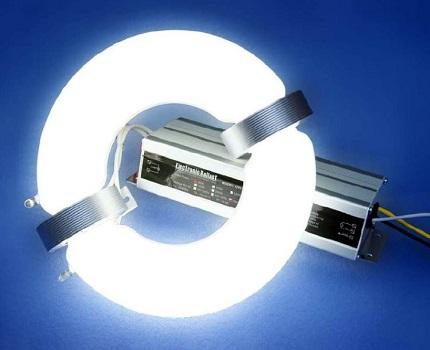 Energy saving induction lamp