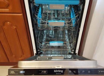 Dishwasher Körting kdi45175