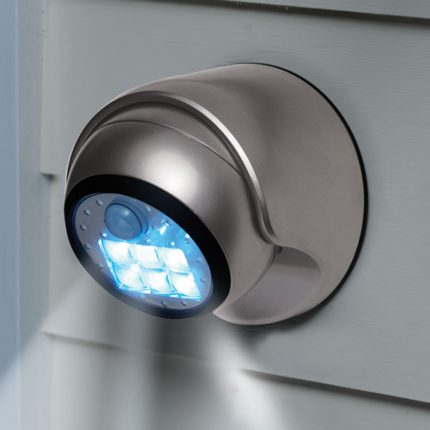 Lampa ar kustības sensoru