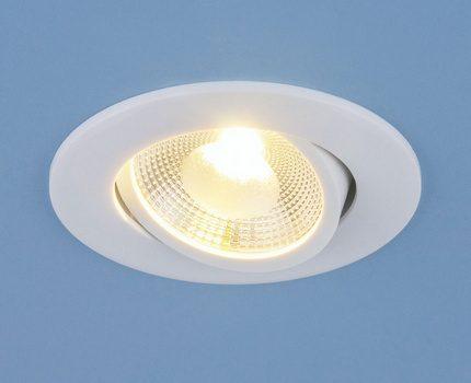 Lampe de projecteur pivotante