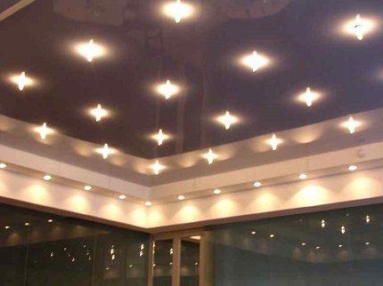 Lampes pour plafonds suspendus