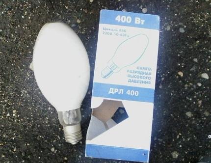 Lamp power