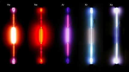 Options for glow discharge lamps