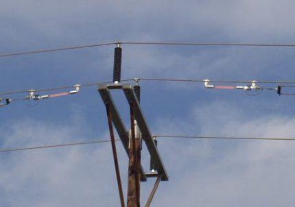 High Voltage Line Balorizer