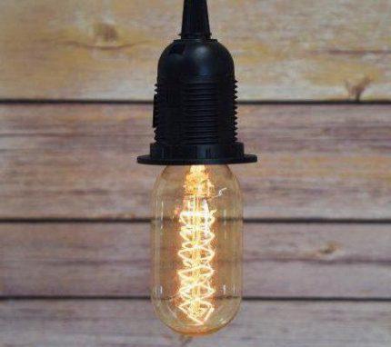 Cartridge for filament lamp