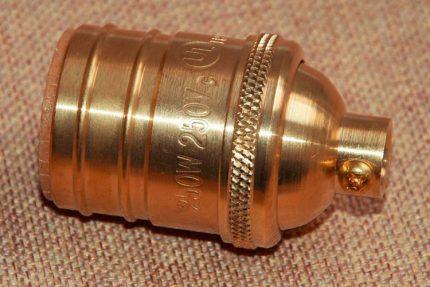 Metal cartridge marking