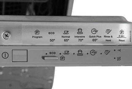 ESL94200LO control panel