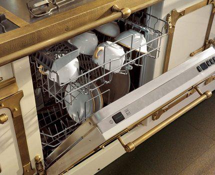 Lave-vaisselle encastrable