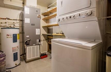 Washer-dryer activator machine