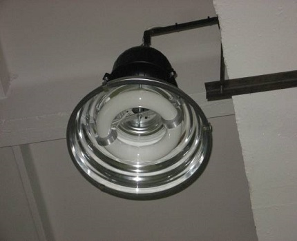 Induction lamp