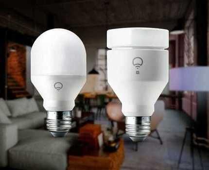 Smart Lifx Lamp