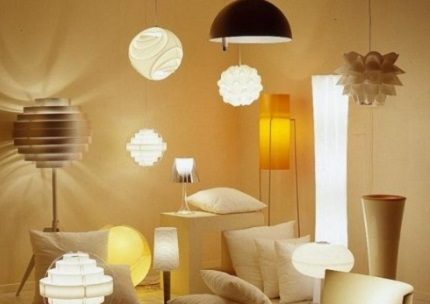 Matching fixtures and lamps