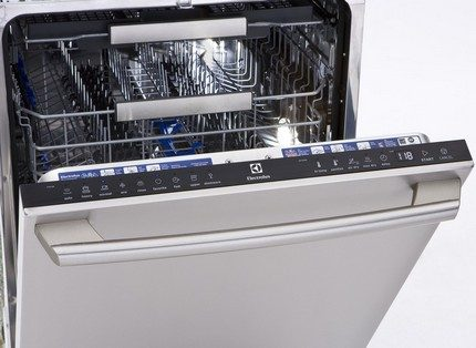 Assortment of dishwashers Electrolux
