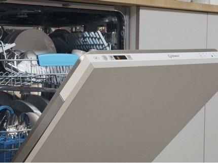 Design dishwashers Indesit