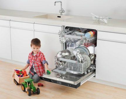 Dishwasher Noise Level