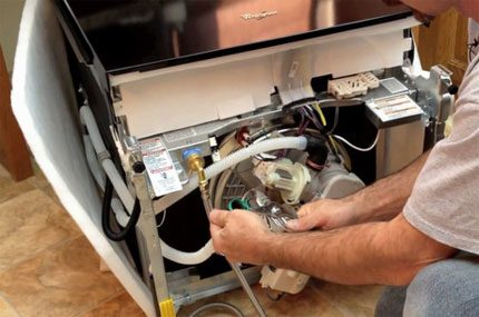 Professional repair service