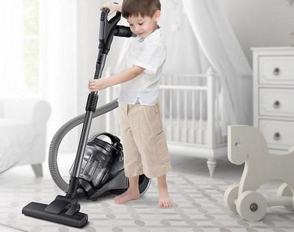 VC4100 Series Vacuum Cleaner