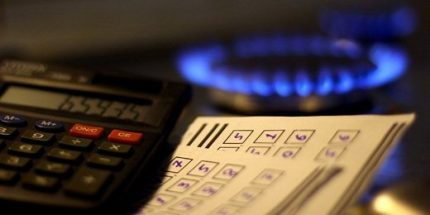 Gas meter payments
