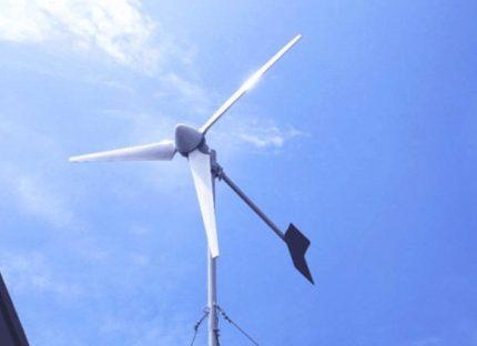 "Vėjo generatorius ""Condor Home"""