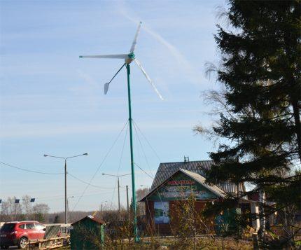 """Vėjo malūnas """"EnergyWind"""""""