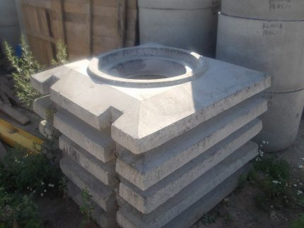 Base plates for a well